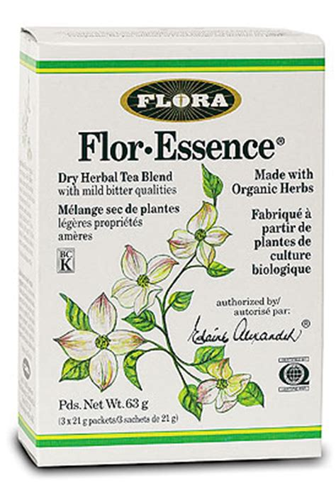 Flora Detox Tea Review by Flor Essence Cleansing Herbal Tea Blend 500ml