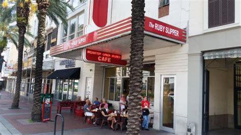 slipper new orleans ruby slipper cafe new orleans 28 images ruby slipper