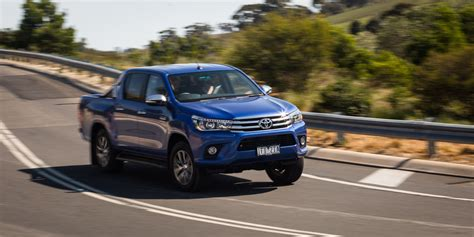 Five Toyota 2016 Toyota Hilux Sr5 Review Caradvice