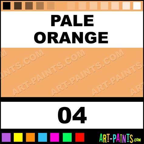pale orange academy pastel paints 04 pale orange paint pale orange color holbein academy