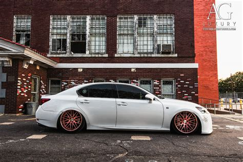 rose gold lexus ag luxury wheels lexus gs350 f sport forged wheels