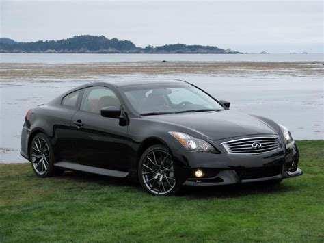 pebble 2010 2011 infiniti g37 ipl coupe live photos