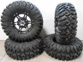 Tires For Polaris Ranger 900 Xp Itp Ss212 14 Wheels Black 30 Efx Motoclaw Tires Polaris