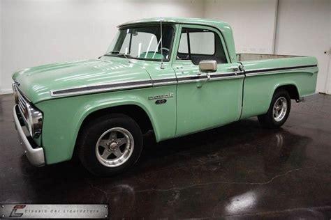 1965 dodge truck classic car liquidators 1965 dodge d100 sweptline