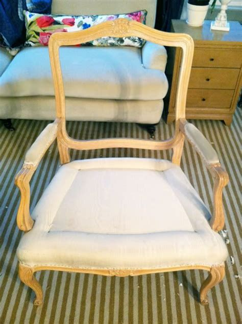 reupholster armchair tutorial detailed how to on reuphostering chairs little green