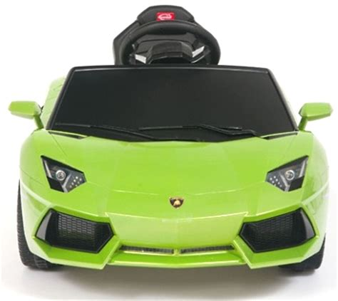 Lamborghini Power Wheels Ride On Power Wheels Rc Remote Lamborghini Aventador Car