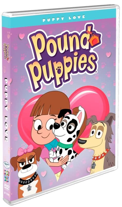 Giveaway Puppies - giveaway pound puppies puppy love on dvd