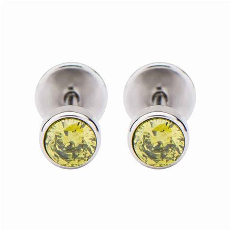 comfortable earrings peridot comfyearrings com