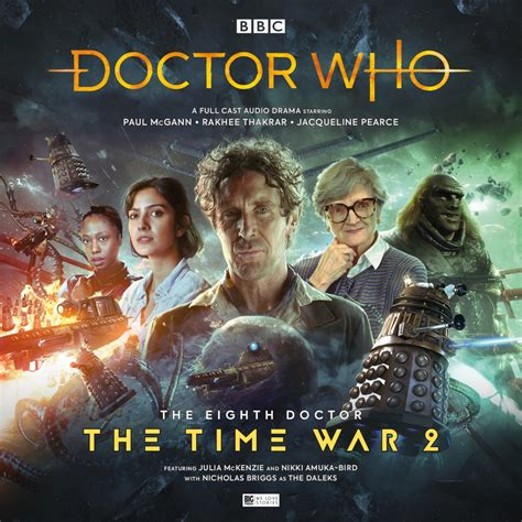 A Time For War review volume two challenges the eighth doctor with the