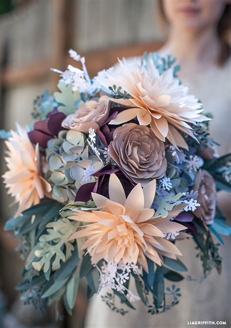 tutorial paper flower bouquet 10 diy paper flowers tutorials that will add the wow to