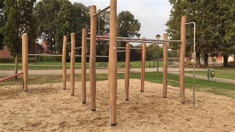 spot calisthenics park olfen street workout geraete