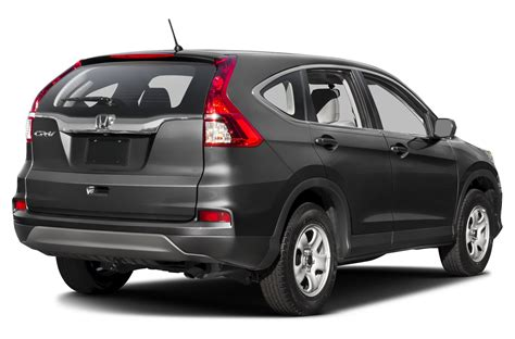 2016 Honda Cr V Price Photos Reviews Features