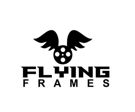 Modern Elegant Film Production Logo Design For Flying Frames By Rafiul Design 2199761 Production Logo Templates