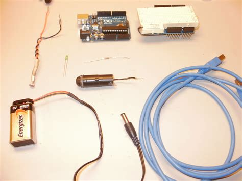 the arduino controlled laser security system make