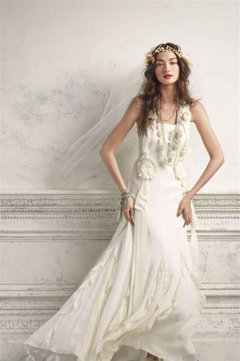 Wedding Dress Anthropologie by The Anatomy Of An Anthropologie Wedding Onewed