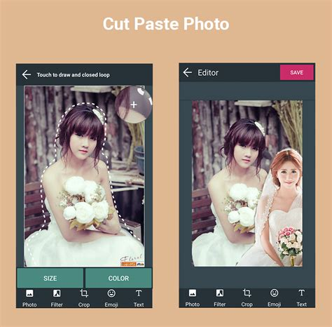 how to cut and paste on android cut paste photos eraser android apps on play