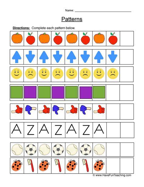 pattern practice in language teaching pattern worksheets have fun teaching