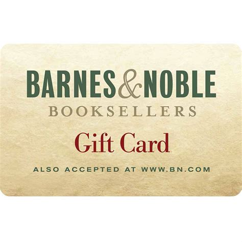 Barnes N Noble Gift Card - barnes noble gift card entertainment dining gifts food shop the exchange