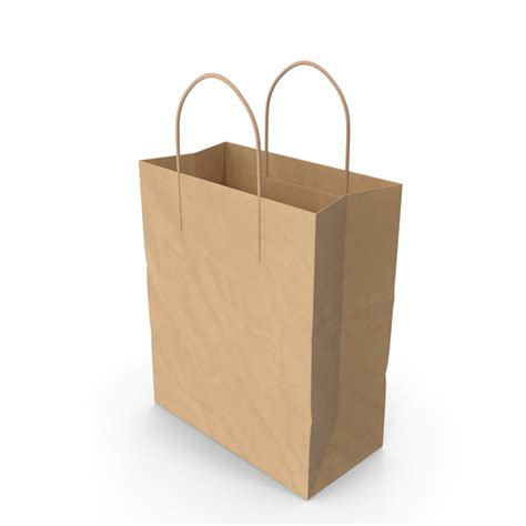 paper bag pattern photoshop paper shopping bag with paper handle png images psds for