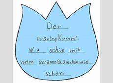 Gedichte: Münsterschule - Gemeinschaftsgrundschule der ... Elfchen