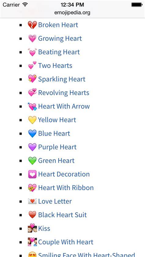 emoji color meanings emoji every emoji listed on emojipedia