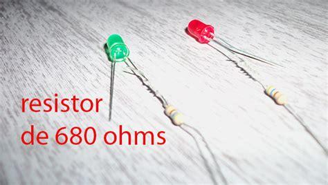 resistor led vermelho resistor led vermelho 28 images eletr 244 nica ci 234 ncias power led 10w vermelho resistor