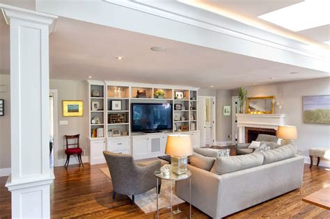 classic transformation traditional family room