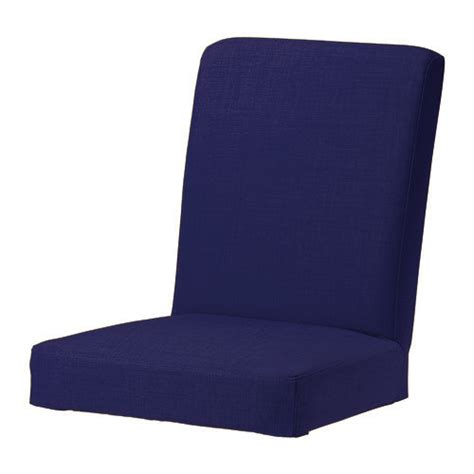 Custom Ikea Chair Covers Blue Skiftebo Custom Replacement Slip Cover For Ikea Henriksdal Dining Chairs Ebay