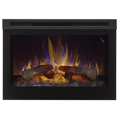 Lowes Dimplex Electric Fireplace by Shop Dimplex 26 In W 5 118 Btu Black Wood Veneer Fan