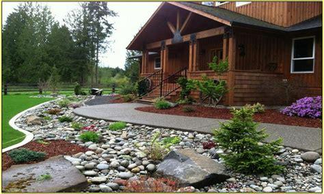 river rock landscaping ideas kitchen rug ideas landscaping with river rock ideas river