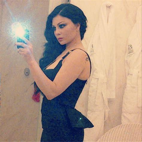 Prince And Vanity 6 All The Reasons Why You Should Follow Haifa Wehbe On Instagram