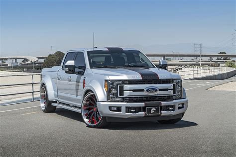 widebody truck slammed wide ford f 250 is the anti duty
