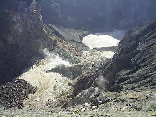 gejala pasca vulkanik foto foto