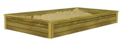 sandkasten mit haus sandkasten f 252 r spielhaus karibu gernegross