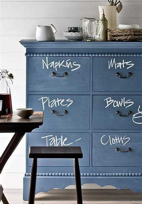 diy chalkboard painting diy chalkboard paint a chest of drawers the style files