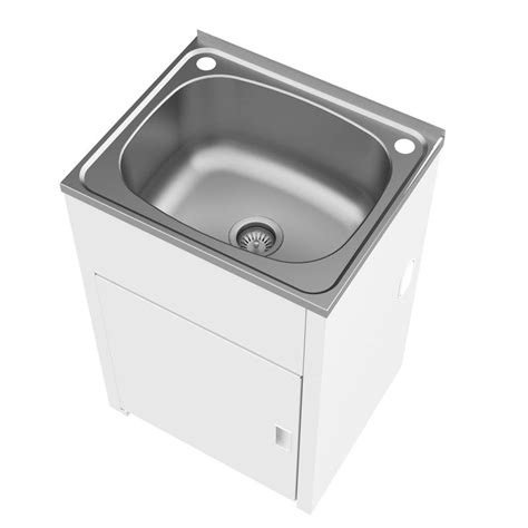 Faucet Supplier Clark 42l Utility Laundry Standard Tub And Cabinet