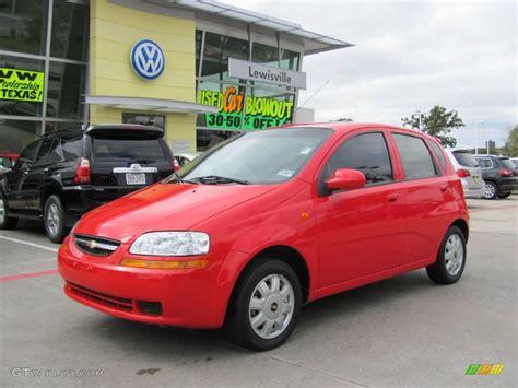 2004 Chevrolet Aveo 2004 victory chevrolet aveo ls hatchback 20304981