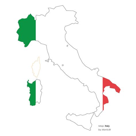 vector map italy vector map of italy at vectorportal
