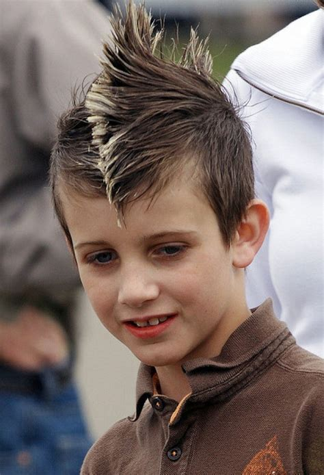 25 beautiful hairstyles for boys randomlynew
