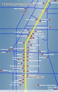 Las Vegas Strip Maps by 2015 Map Of Hotels On Vegas Strip Map Holiday Travel
