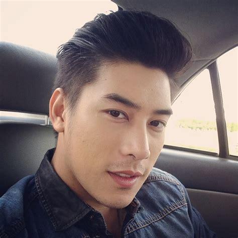 thai hair men hair style ประว ต ดารา เคน ภ ภ ม พงศ ภาณ sanook star