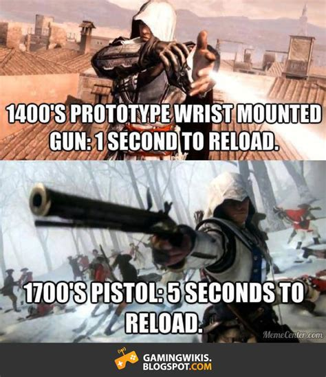 Funny Assassins Creed Memes - funny assassins creed memes 28 images image 434470
