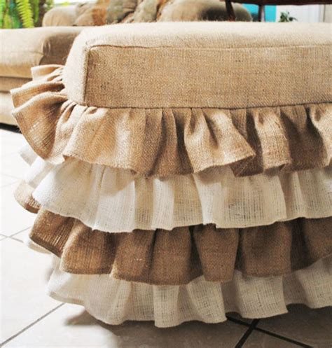 Burlap Decor by 15 Ways To Decorate With Burlap