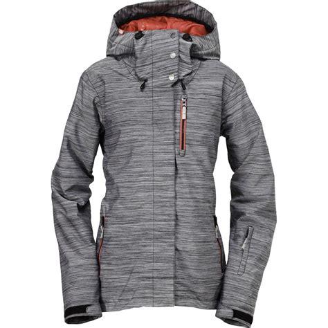 roxy meridian insulated snowboard jacket women s peter - Snowboard Jackets Womens Sale