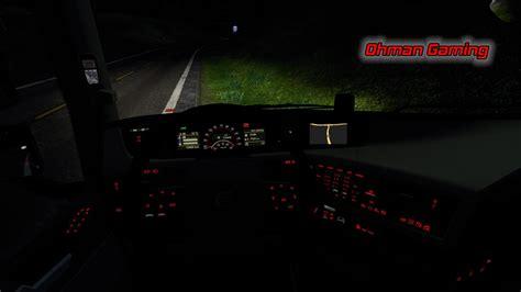 volvo lights volvo fh16 dashboard lights 1 22 mod truck
