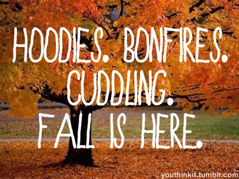 fall quotes on tumblr