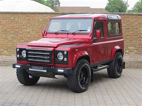 red land rover defender wanted land rover defender models wanted please ca
