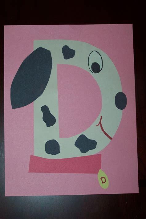 craft for preschool letter d crafts for preschool preschool and kindergarten