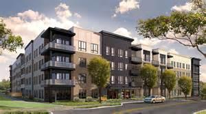 Multi Family Apartment Plans new apartment building converted to condos arlnow com