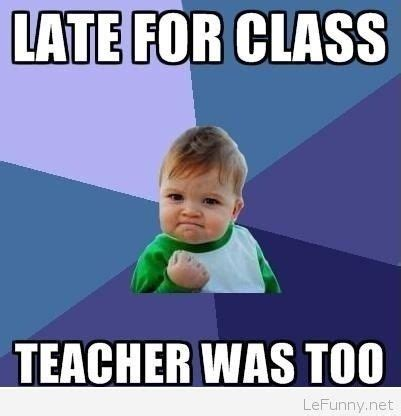 Class Memes - to every class we have a school assign d by george crabbe